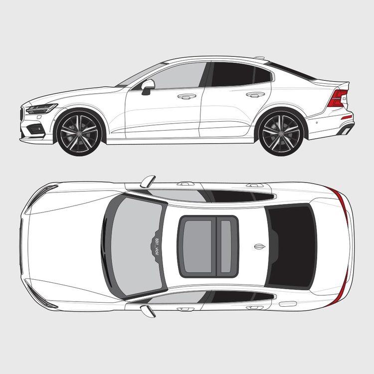 Volvo S60 2019-