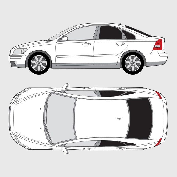 Volvo S40 2004-2011
