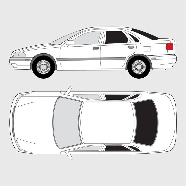 Volvo S40 1996-2003