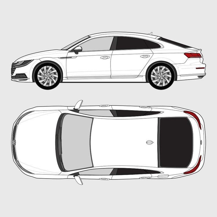 Volkswagen Arteon 2017-