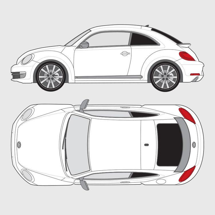 Volkswagen Beetle 2011-2016