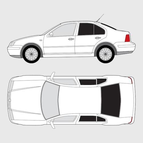 Volkswagen Bora 4-dörrar