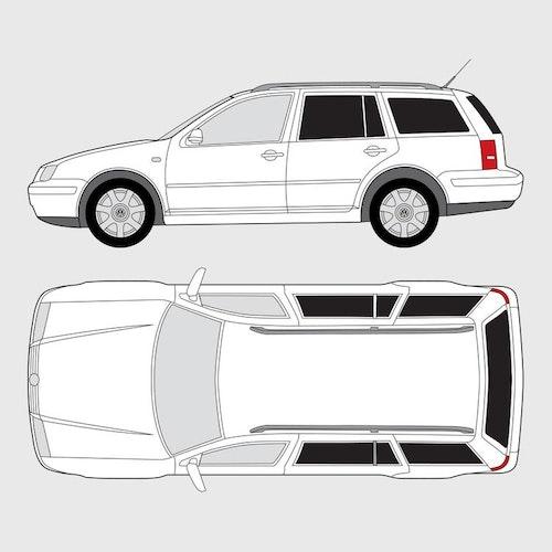 Volkswagen Bora kombi