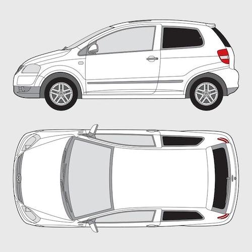 Volkswagen Fox 3-dörrar