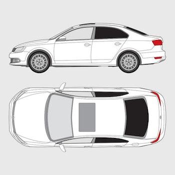 Volkswagen Jetta 4-dörrar