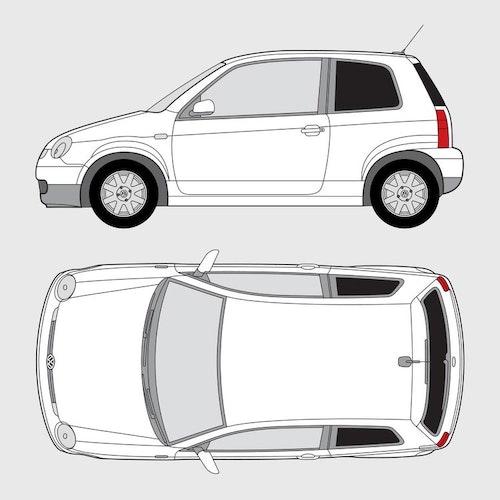 Volkswagen Lupo 3-dörrar