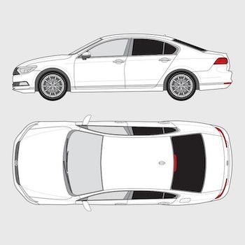 Volkswagen Passat 4-dörrar