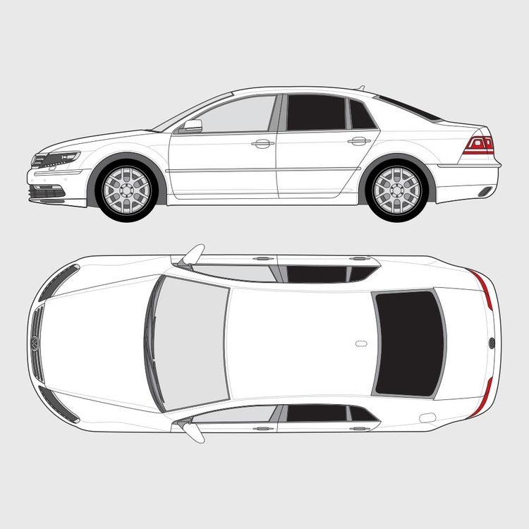 Volkswagen Phaeton 2011-