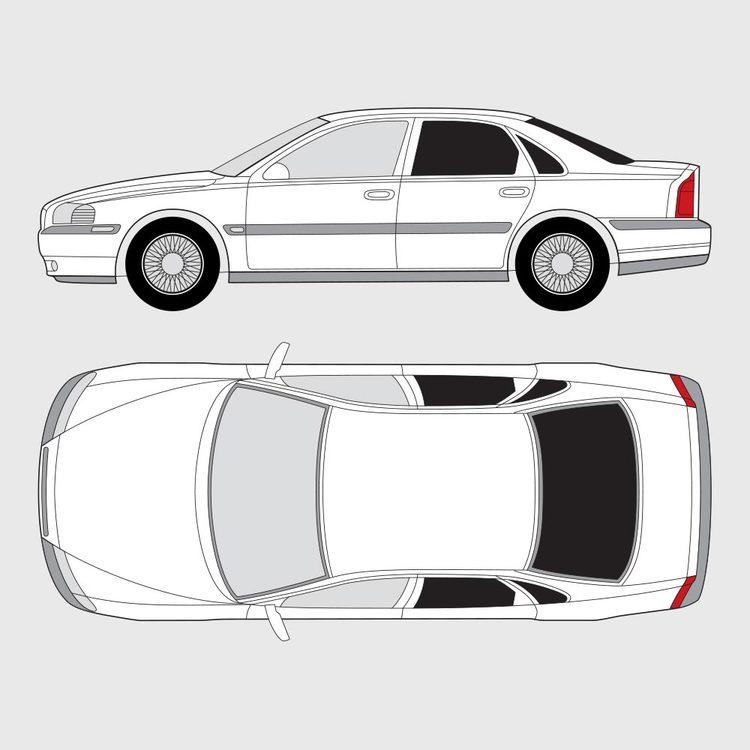 Volvo S80 2007-2016