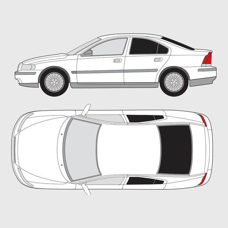 Volvo S60 2001-2010