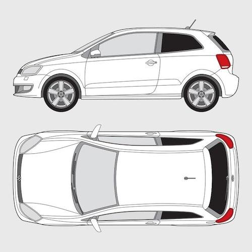 Volkswagen Polo 3-dörrar