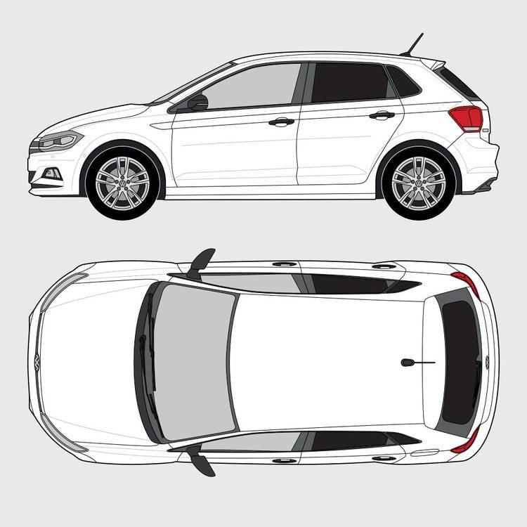 Volkswagen Polo 5-dörrar 2017-