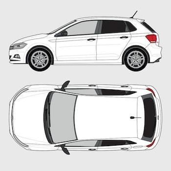 Volkswagen Polo 5-dörrar