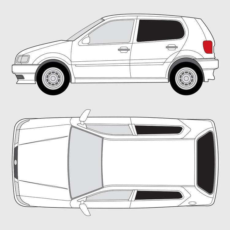 Volkswagen Polo 5-dörrar 1994-2002