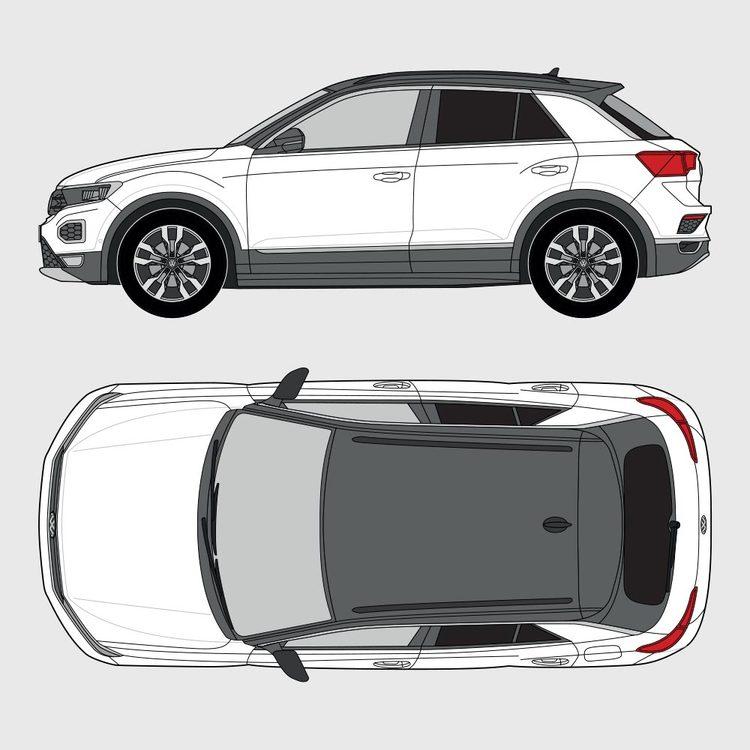 Volkswagen T-Roc 2018-
