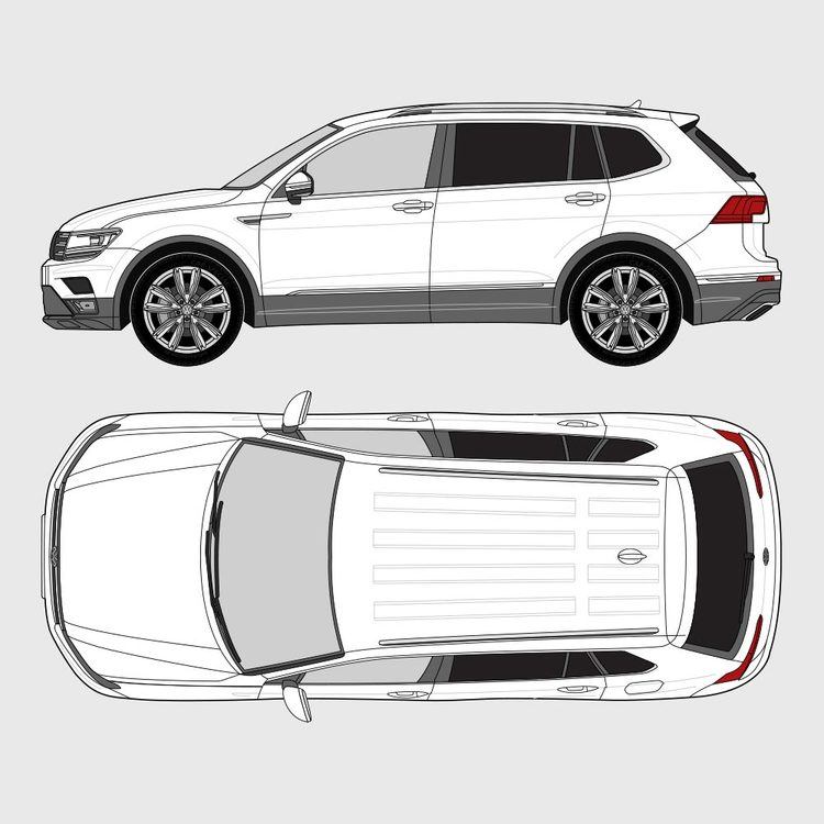 Volkswagen Tiguan Allspace 2017-