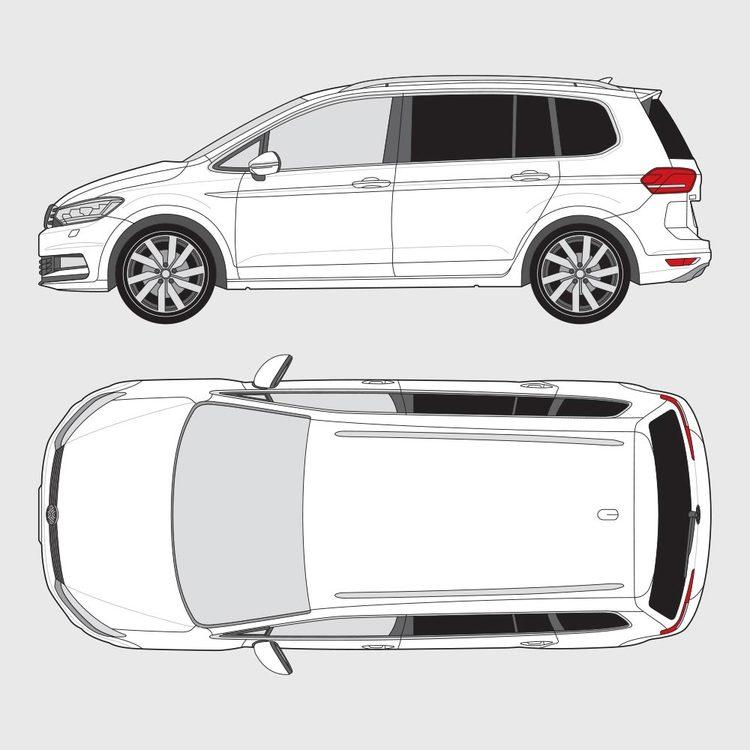 Volkswagen Touran 2015-