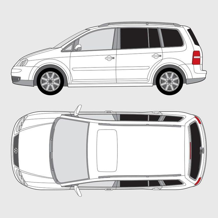 Volkswagen Touran 2003-2009