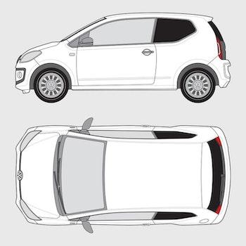 Volkswagen UP 3-dörrar