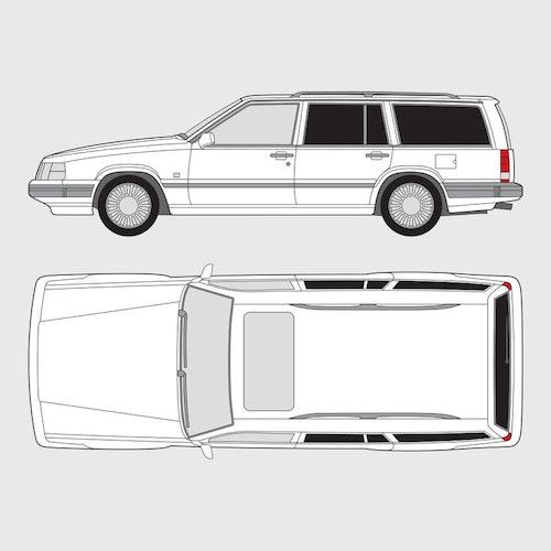 Volvo 740/760 kombi