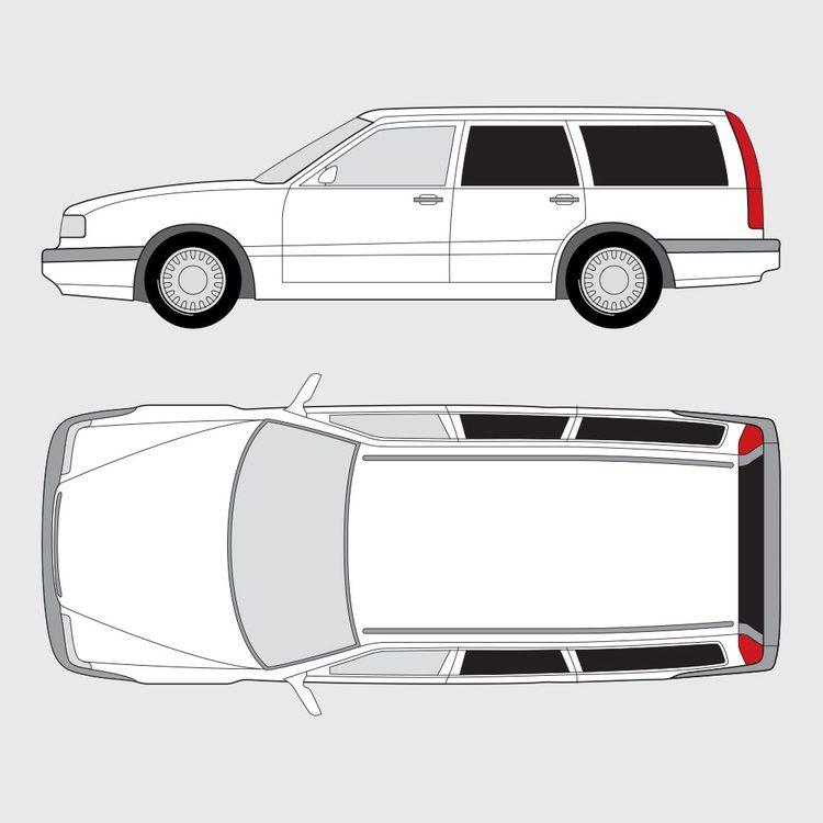 Volvo 850 kombi 1993-1997