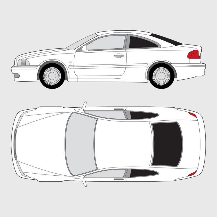 Volvo C70 1997-2002