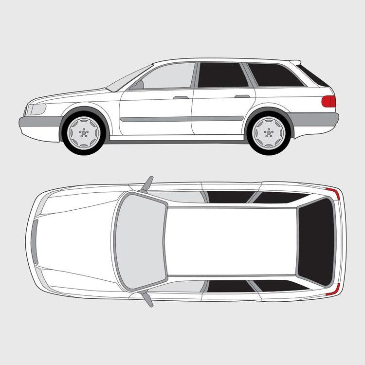 Audi 100 kombi 1991-1997