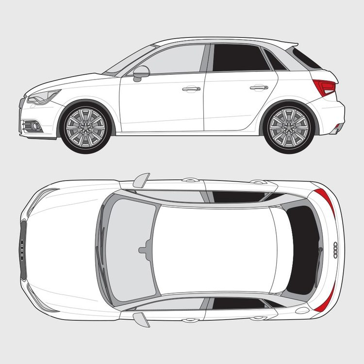 Audi A1 Sportback 2012-2017