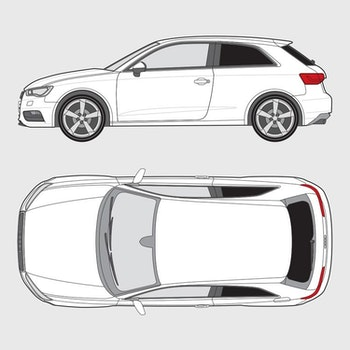 Audi A3 3-dörrar
