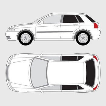 Audi A3 5-dörrar