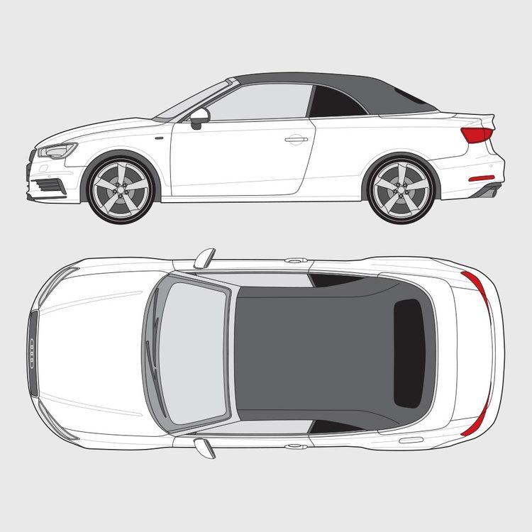 Audi A3 Cab 2013-2016
