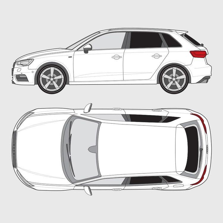Audi A3 Sportback 2013-2016