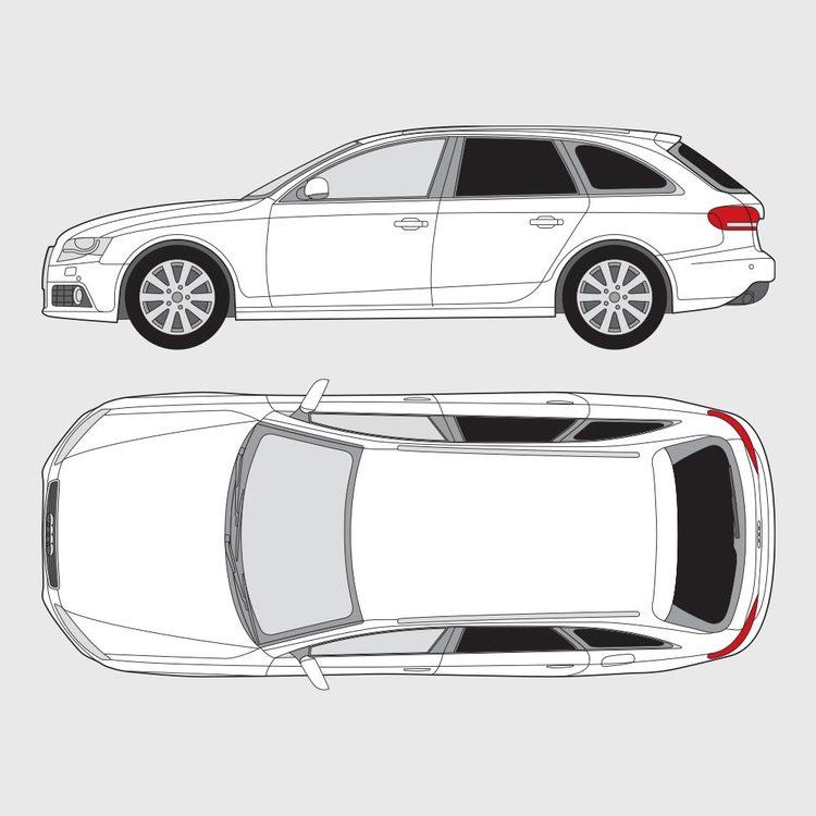 Audi A4 kombi 2008-2015