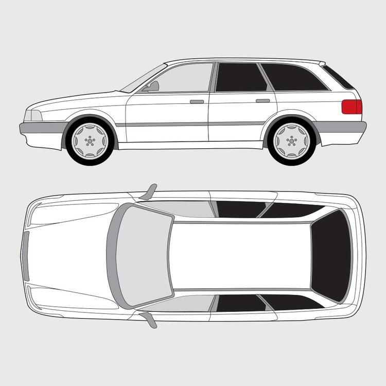 Audi A4 kombi 1995-2000
