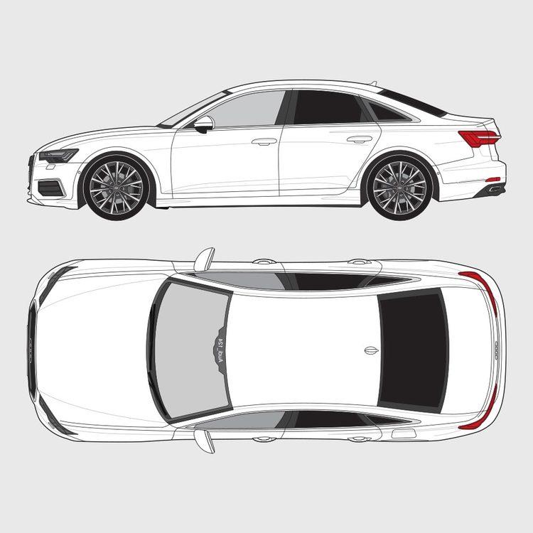 Audi A6 kombi 2018-