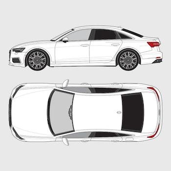 Audi A6 4-dörrar