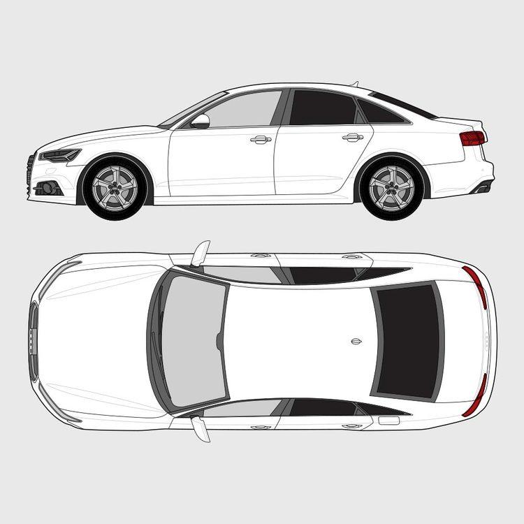Audi A6 kombi 2011-2018