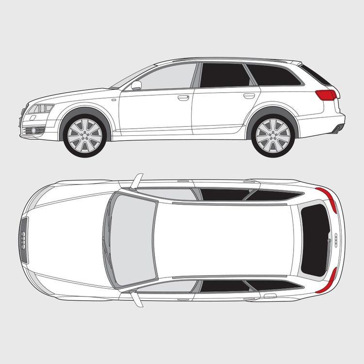 Audi A6 kombi 2005-2011