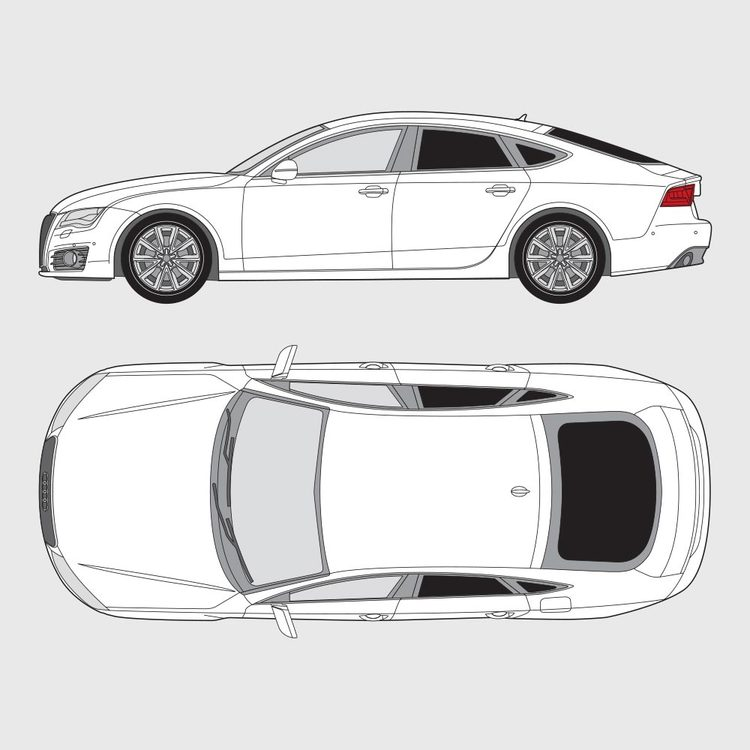 Audi A7 2010-2017