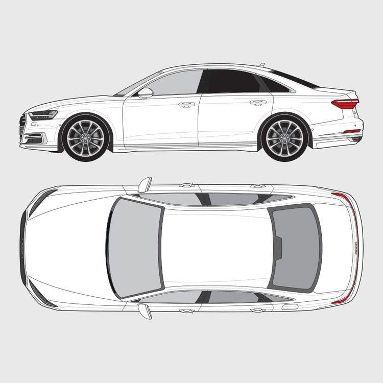 Audi A8 2018-