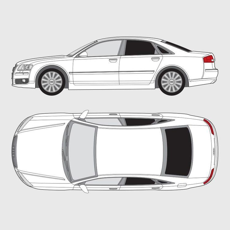 Audi A8 2004-2009