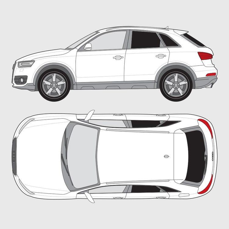 Audi Q3 2011-2017