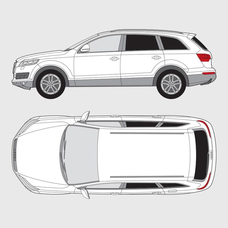 Audi Q7 2006-2014