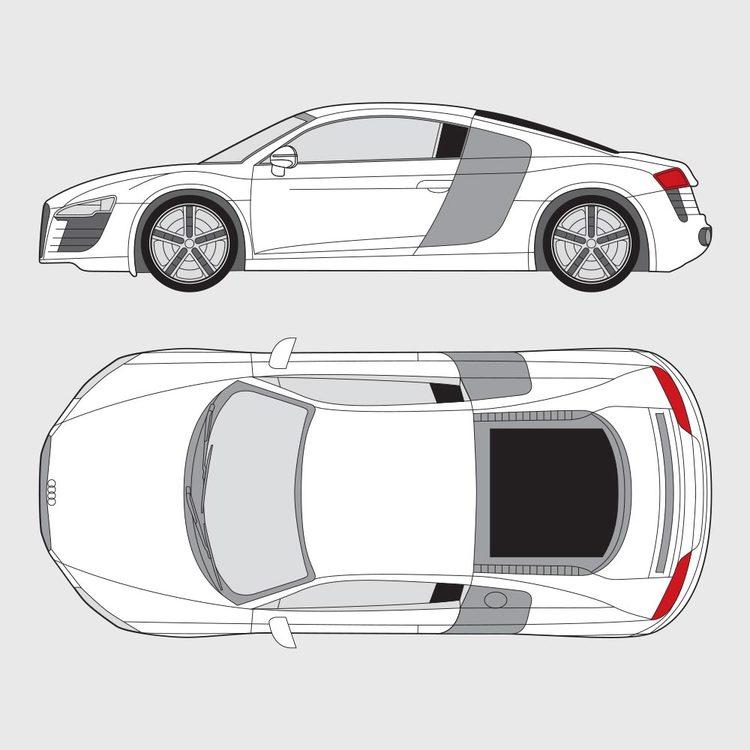 Audi R8 2007-2012