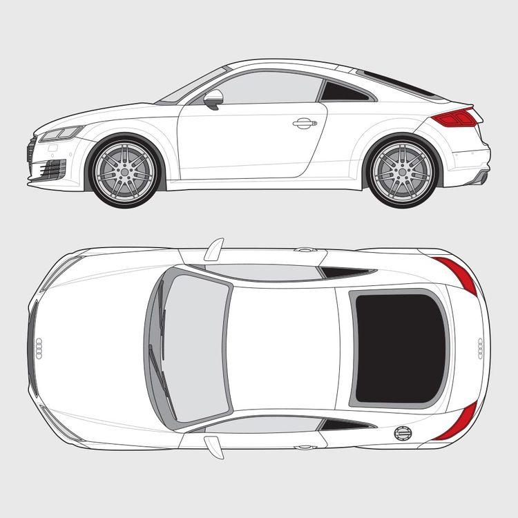Audi TT Coupe 2014-