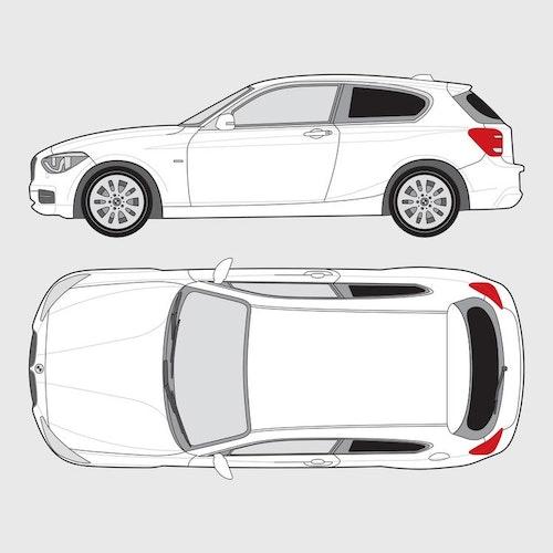 BMW 1 Serie 3-dörrar
