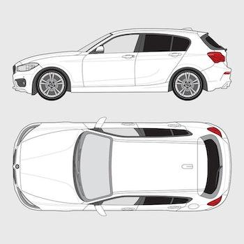 BMW 1 Serie 5-dörrar