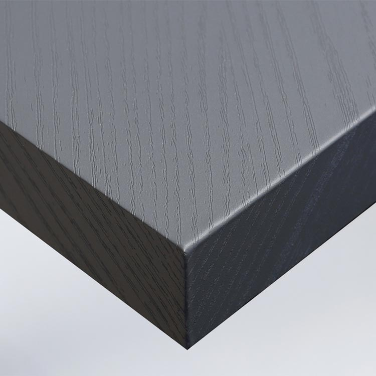Blue ebony