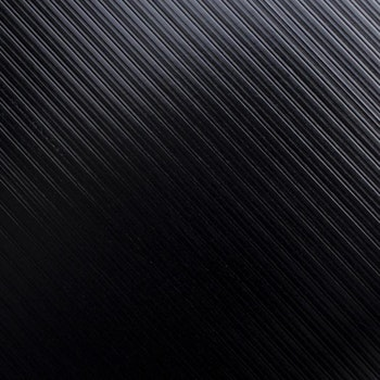 Black vertical striped