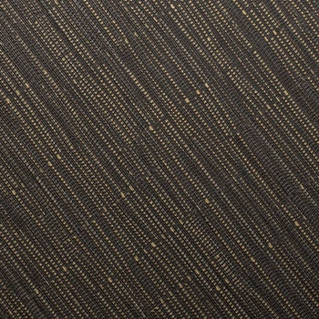 Black gold fabric